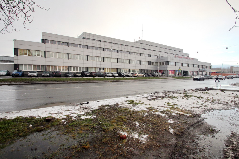 Улица Маршала Говорова, дом 37