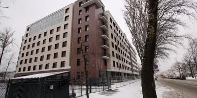 Улица Савушкина, 104