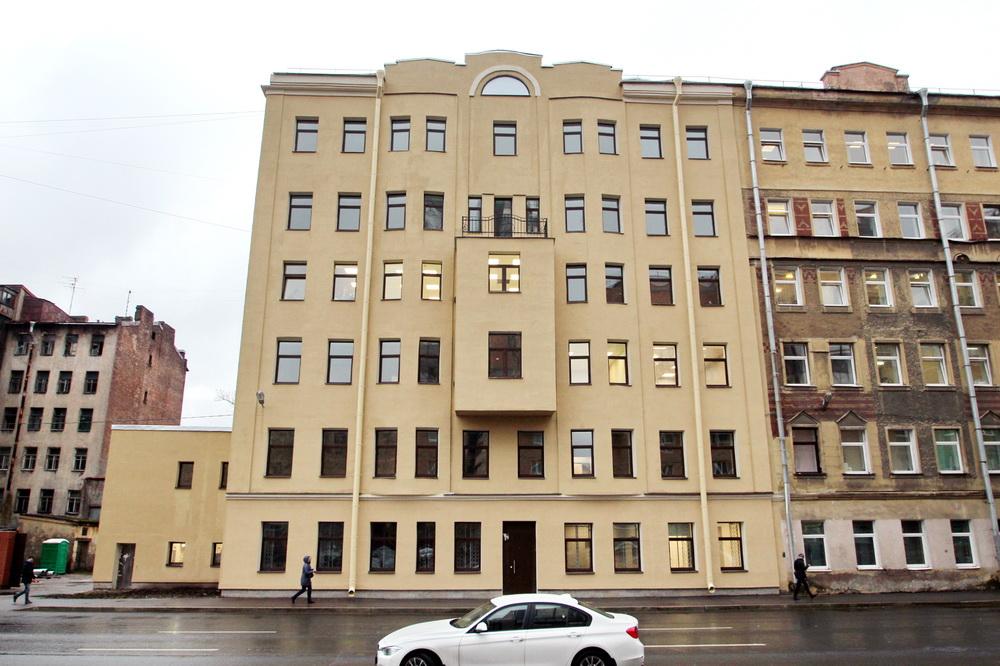 Улица Шкапина, 28