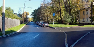 Власьевский переулок