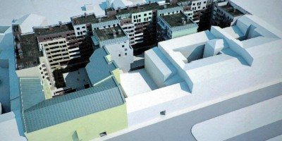 Клинский проспект, 25, проект жилого дома