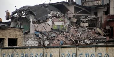 Кузнецовская улица, Механический завод, снос