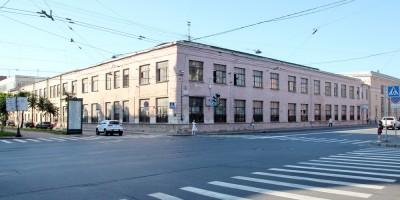 Малый проспект Васильевского острова, 52, завод Эскалатор