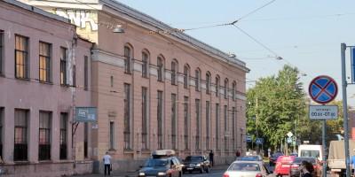 Малый проспект Васильевского острова, завод Эскалатор