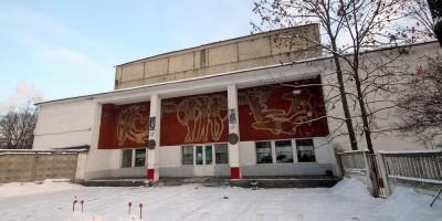 Набережная Черной речки, 3, спортивный павильон стадиона Луч