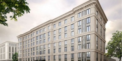 Проект гостиницы на Кременчугской улице