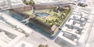 Проект реконструкции Новой Голландии