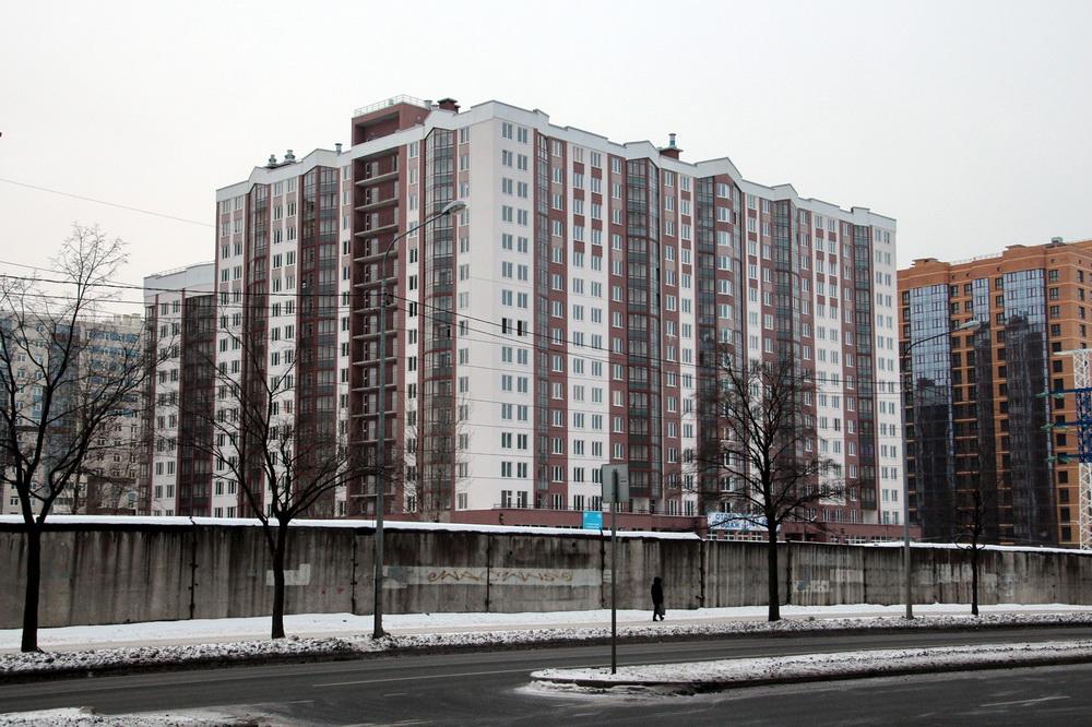 Проспект Маршала Блюхера, дом 9, корпус 1