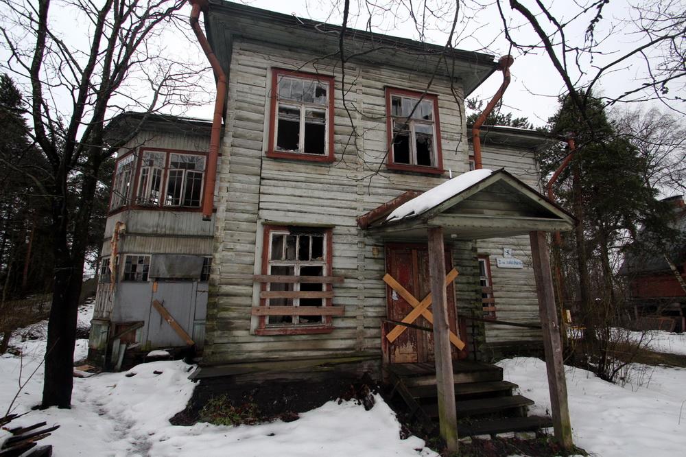 Сестрорецк, 2-я линия, дом 5