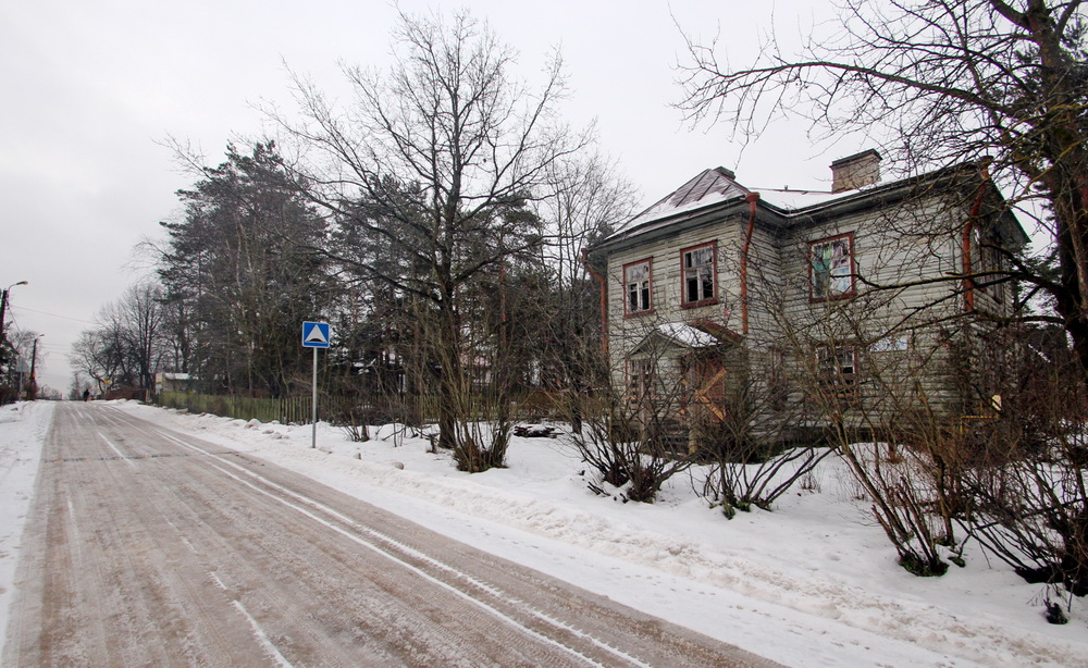 Сестрорецк, 2-я линия