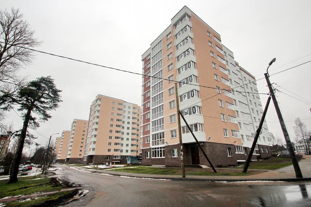 Сестрорецк, Гагаринская улица, дом 77, корпус 1