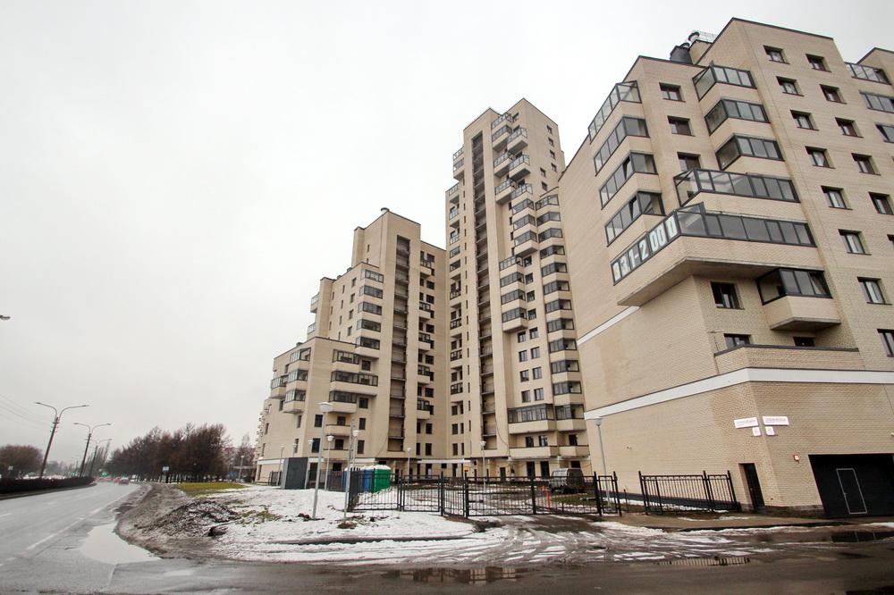 Сестрорецк, Приморское шоссе, дом 352