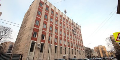 Улица Чапыгина, 5а, здание АТС на Уфимской улице