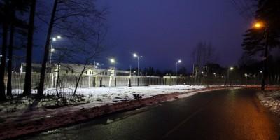 Зеленогорск, Комсомольская улица