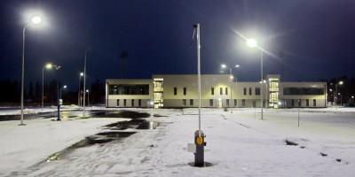 Зеленогорск, Объездная улица, дом 7, тренировочная площадка