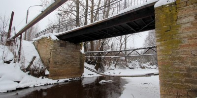 Камышинский мост, Лубья