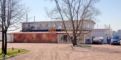 Крестовский остров, Южная дорога, ресторан Меd