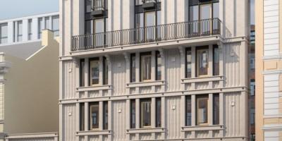 Проект жилого дома на 8-й Советской улице