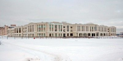 Пушкин, Петербургское шоссе, дом 2, строение 2