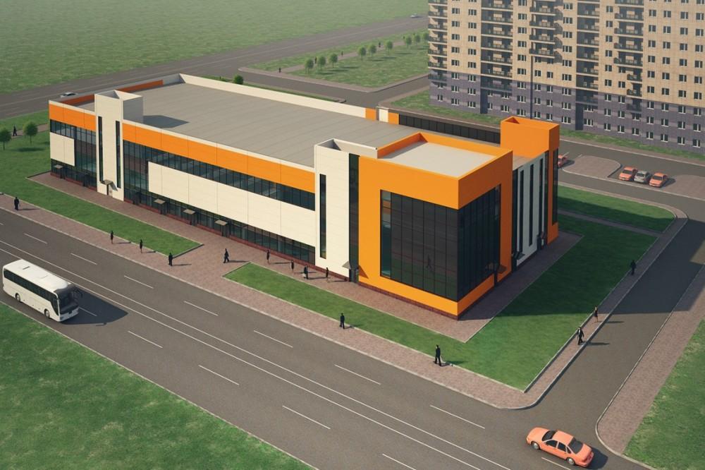 Славянка, спортивный комплекс на Северской улице