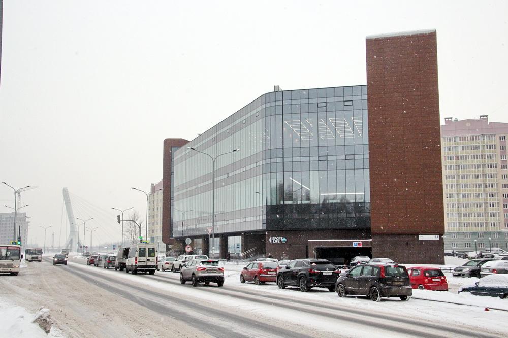 Улица Маршала Захарова, 14, корпус 1, Sportlife