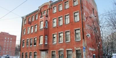 Улица Мира, дом 36