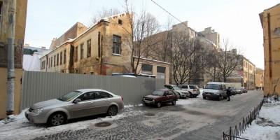 Улица Репина
