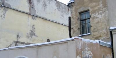Улица Репина, флигель