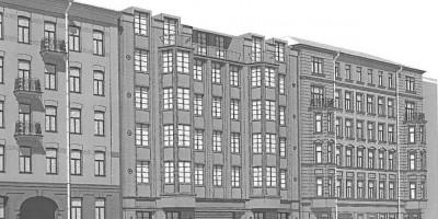 Жилой дом на 9-й Советской улице