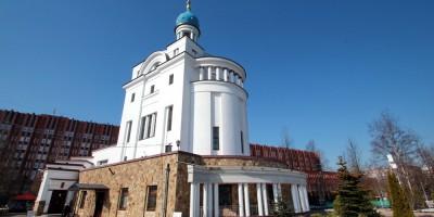 Церковь Державной иконы Божией Матери, проспект Культуры, 4, корпус 3
