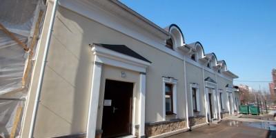 Церковь Державной иконы Божией Матери, проспект Культуры, 4, корпус 3, здание