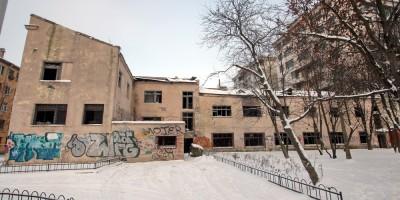 Каменноостровский проспект, дом 64, корпус 4, литера Х, котельная