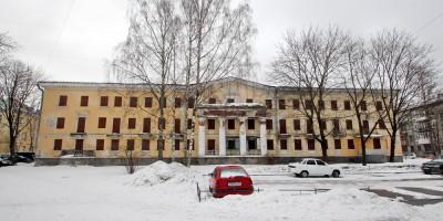 Красное Село, улица Лермонтова, 16, корпус 2