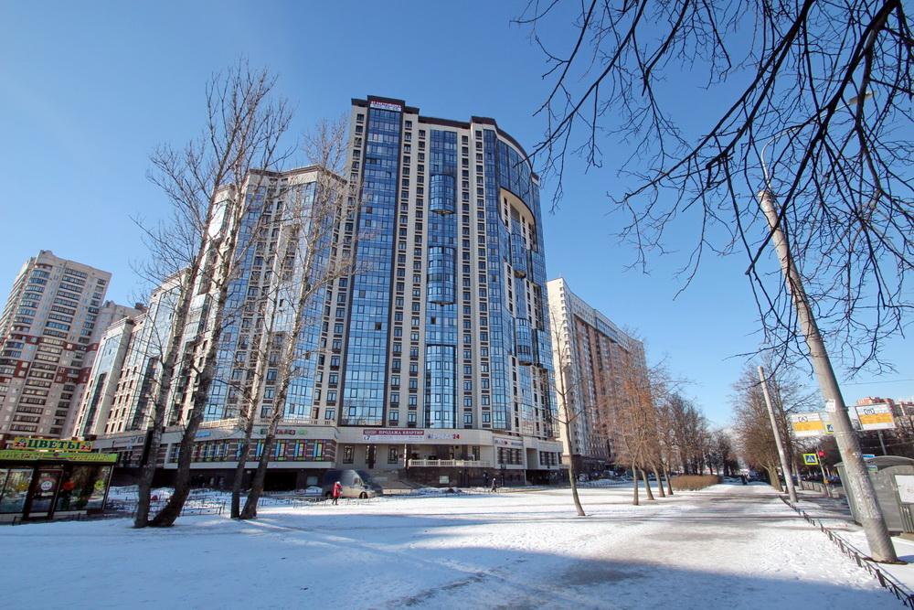 Проспект Космонавтов, дом 63, корпус 1