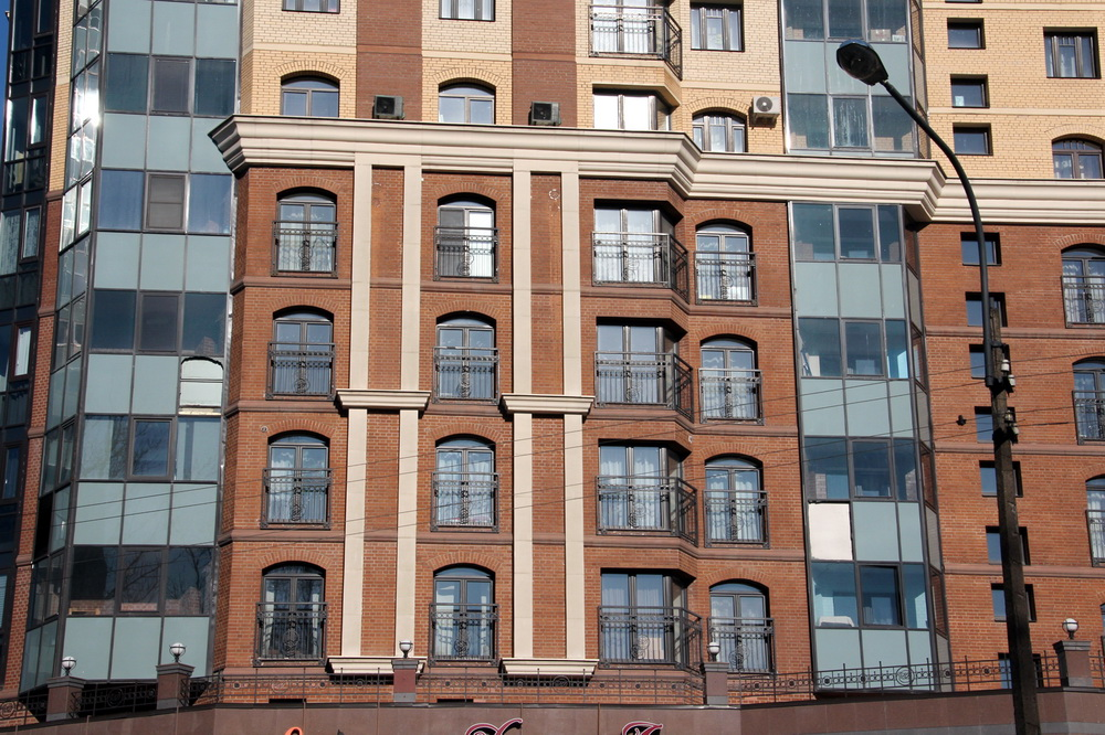 Пулковская улица, дом 8, корпус 1, фасад