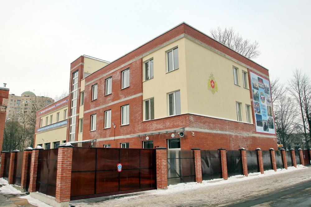 Сердобольская улица, дом 32, строение 2