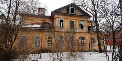 Сестрорецк, улица Коммунаров, 17