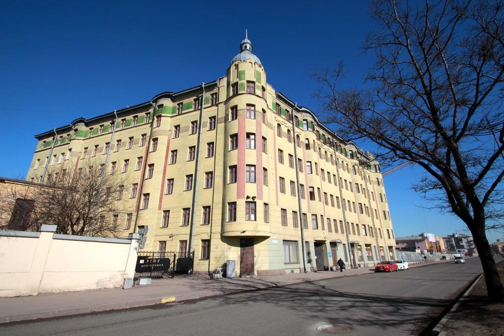 Дом Ефремова на Лиговском проспекте, 275, корпус 1