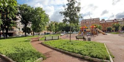 Гагаринский сад