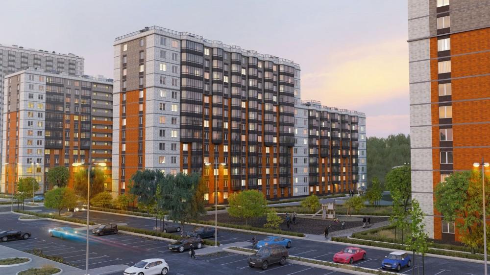 Юнтолово, проект нового жилого квартала