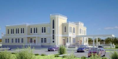 Петергофское шоссе, дворец бракосочетания, проект