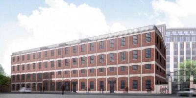 Проект воссоздания здания Нового Лесснера на Большом Сампсониевском проспекте, 66