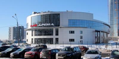 Приморский проспект, 80, Академия боевых искусств, М-1-арена