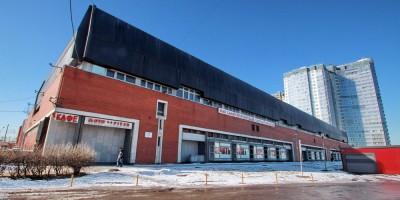 Санкт-Петербургский газетный комплекс на Ленинском проспекте, 139