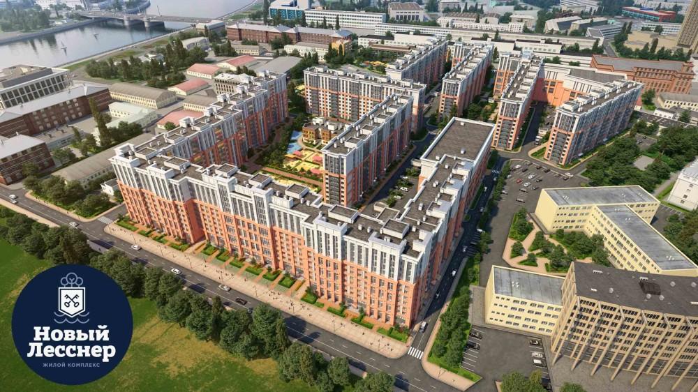 Улица Александра Матросова, проект жилого комплекса