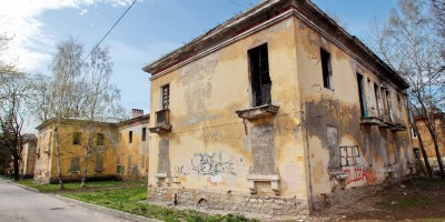 Улица Бабушкина, дом 41, корпус 3