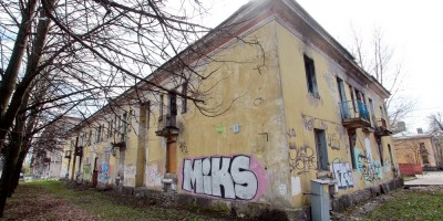 Улица Бабушкина, дом 43, корпус 1