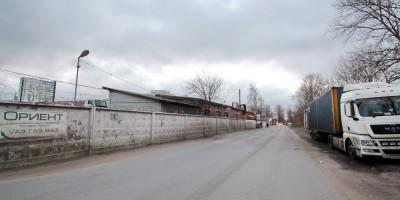 Улица Брагина