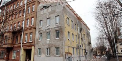 Улица Черняховского, дом 39, реконструкция