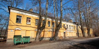 Улица Калинина, 2, корпус 2